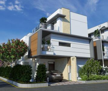 Project Image of 2430 - 2700 Sq.ft 3 BHK Villa for buy in Oakshir Villas