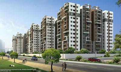 Gallery Cover Image of 1757 Sq.ft 3 BHK Apartment for rent in Aparna Hill Park Avenues, Chandanagar for 35000