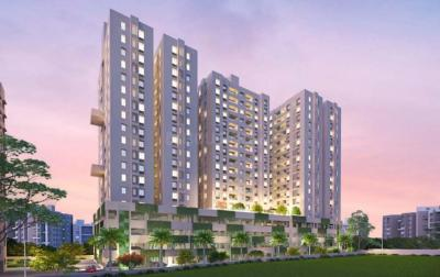 Project Image of 735.18 - 1111.7 Sq.ft 2 BHK Apartment for buy in Pinnac River Dale Residency