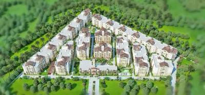 Project Image of 941.0 - 1176.0 Sq.ft 2 BHK Apartment for buy in Ahad Excellencia