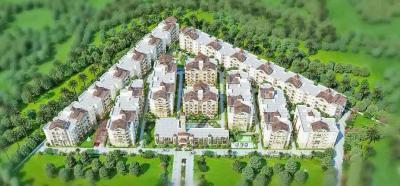 अहद एक्सिलेंसिया में खरीदने के लिए 941.0 - 1176.0 Sq.ft 2 BHK अपार्टमेंट प्रोजेक्ट  की तस्वीर