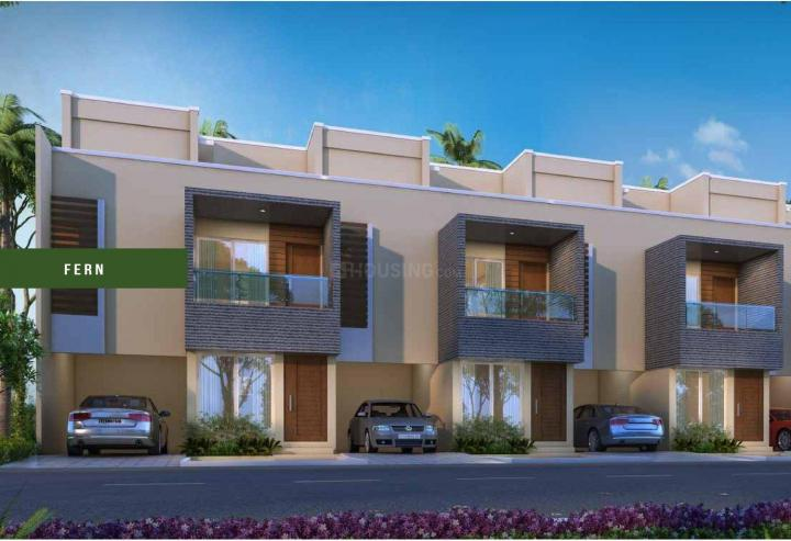 Project Image of 1538 - 1896 Sq.ft 3 BHK Villa for buy in Alliance Humming GardensVillas