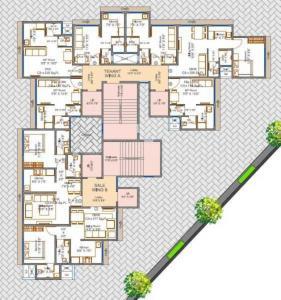 Project Image of 183.0 - 776.0 Sq.ft 1 RK Apartment for buy in Karmvir Bhagwati Ashish