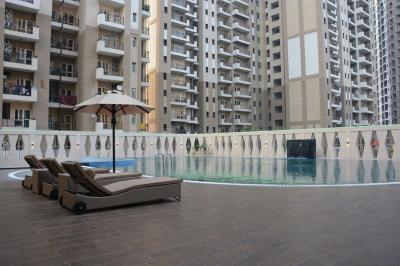 Gallery Cover Image of 1085 Sq.ft 2 BHK Apartment for rent in Nimbus The Golden Palms, Sector 168 for 15000