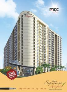 Project Image of 920.0 - 1500.0 Sq.ft 2 BHK Apartment for buy in MCC Signature Heights