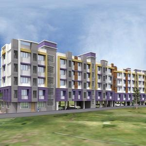 Project Image of 330.0 - 745.0 Sq.ft 1 BHK Apartment for buy in Nirmiti Balaji Residency