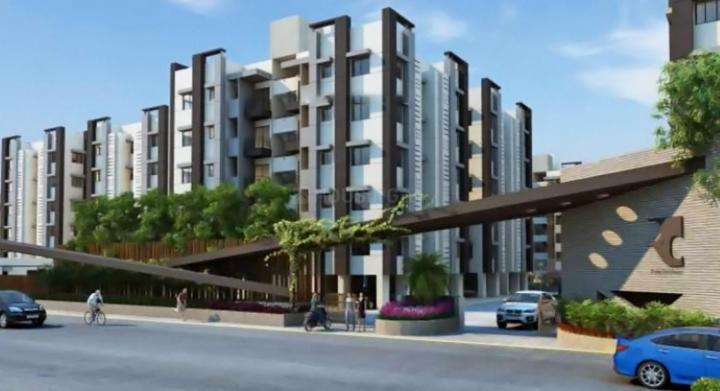 Project Image of 693 - 945 Sq.ft 1 BHK Apartment for buy in Rudra Aarambh