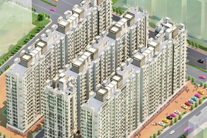 Project Image of 403.0 - 751.0 Sq.ft 1 BHK Apartment for buy in Vinay Unique Group Unique Imperia