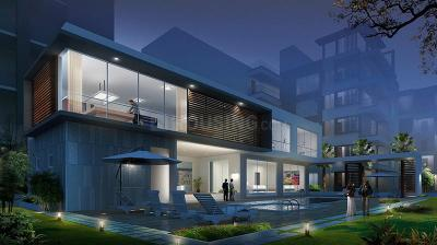 Gallery Cover Image of 1152 Sq.ft 2 BHK Apartment for buy in Ark Cloud City, Kadugodi for 7000000