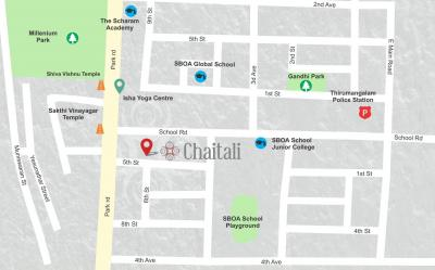 Project Image of 0 - 1565.0 Sq.ft 3 BHK Apartment for buy in India Builders Chaitali