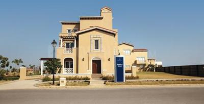 Gallery Cover Image of 3120 Sq.ft 3 BHK Villa for rent in Emaar Marbella, Sector 66 for 135000