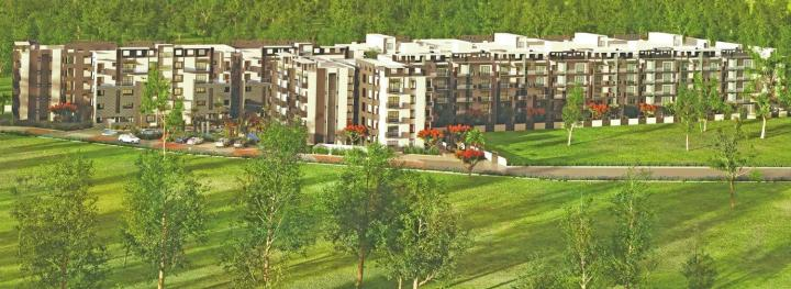 Project Image of 960.0 - 1638.0 Sq.ft 2 BHK Apartment for buy in Innovative Oak Garden