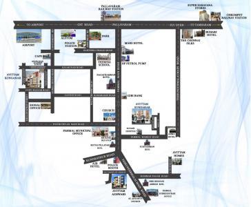 अवित्तम कोनगनर में खरीदने के लिए 710.0 - 1168.0 Sq.ft 2 BHK अपार्टमेंट प्रोजेक्ट  की तस्वीर