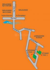 Project Image of 1530 - 3348 Sq.ft Residential Plot Plot for buy in Vetri Nagar Phase II
