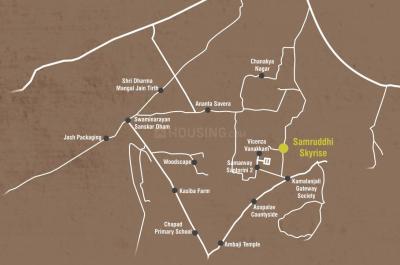 Gallery Cover Pic of Samruddhi Skyrise II