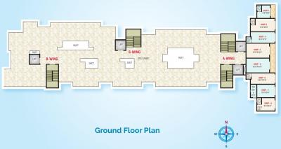 Project Image of 412.0 - 865.0 Sq.ft 1 BHK Apartment for buy in Dolphin Grand Vista