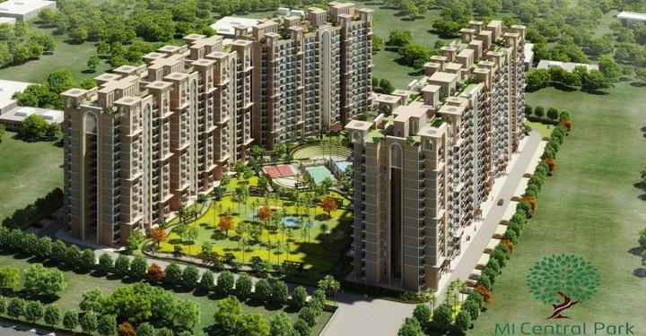 Project Image of 1200 - 1950 Sq.ft 2 BHK Apartment for buy in MI Central Park