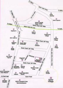 AKG Rishabh Residency