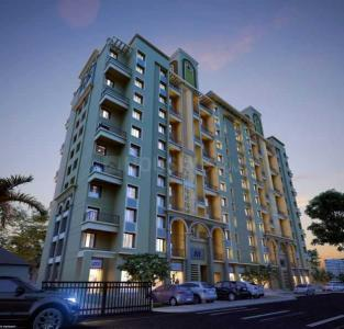 Project Image of 270 - 283 Sq.ft 1 RK Apartment for buy in Nyati Enchante II