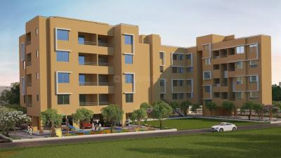Project Image of 378.0 - 541.0 Sq.ft 1 BHK Apartment for buy in Goel Ganga Antra
