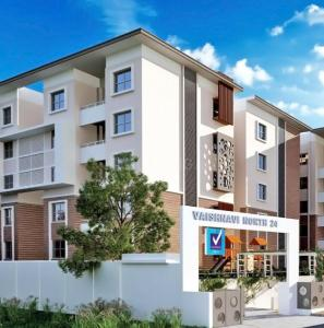 Project Image of 1682 - 1800 Sq.ft 3 BHK Apartment for buy in Vaishnavi North 24