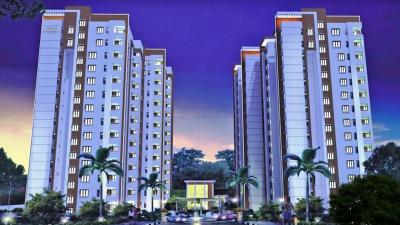 Gallery Cover Image of 1030 Sq.ft 2 BHK Apartment for rent in Sai Kalyan Ultima, Thanisandra for 20000