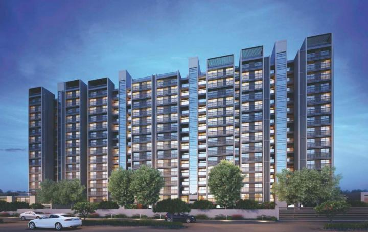 Project Image of 718.0 - 972.0 Sq.ft 2 BHK Apartment for buy in Goyal Orchid Greens