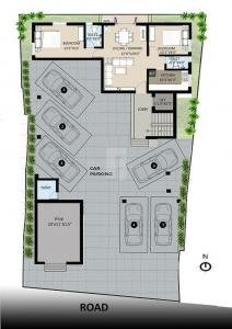Project Image of 915.0 - 1166.0 Sq.ft 2 BHK Apartment for buy in Grid Srishti