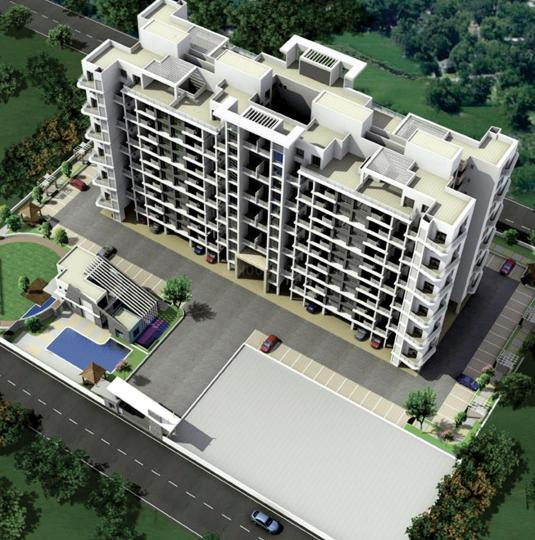 Project Image of 616.0 - 1317.0 Sq.ft 1 BHK Apartment for buy in Tribute Vihana