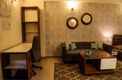 Gallery Cover Image of 470 Sq.ft Studio Apartment for rent in Logix Blossom Zest, Sector 143 for 6000