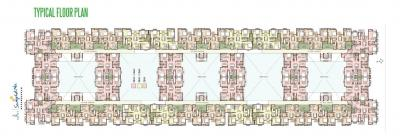 Project Image of 954.0 - 1363.0 Sq.ft 2 BHK Apartment for buy in Kgeyes Samyuktha