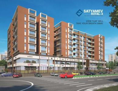 Project Image of 1350.0 - 1800.0 Sq.ft 2 BHK Apartment for buy in Satyamev Royal 3