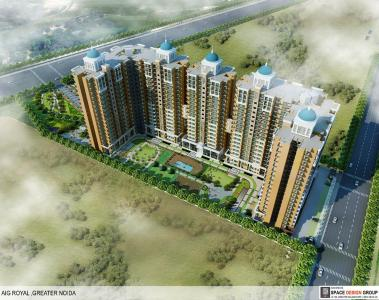 Project Image of 1050.0 - 1575.0 Sq.ft 2 BHK Apartment for buy in AIGIN Royal
