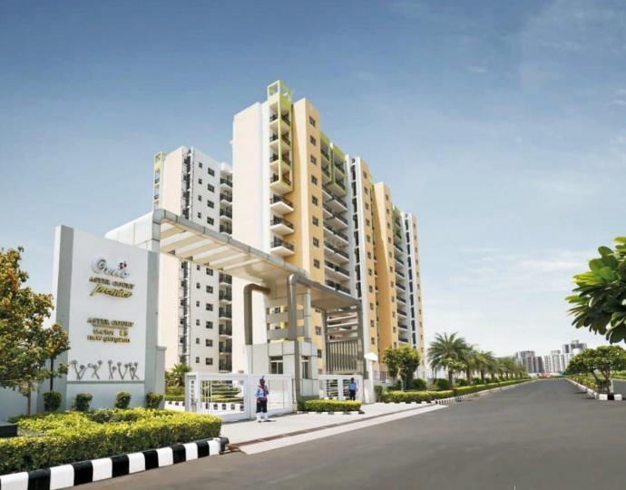 Project Image of 2120.0 - 2560.0 Sq.ft 3 BHK Apartment for buy in Orris Aster Court Premier