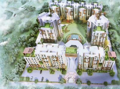 Gallery Cover Image of 830 Sq.ft 2 BHK Apartment for rent in Paras Seasons, Sector 168 for 13000