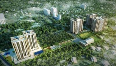 Gallery Cover Image of 1500 Sq.ft 3 BHK Apartment for buy in Sobha Arena The Park And The Plaza, Jyotipuram for 12200000