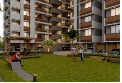 Project Image of 667.79 - 1238.93 Sq.ft 2 BHK Apartment for buy in Hindva Skyview