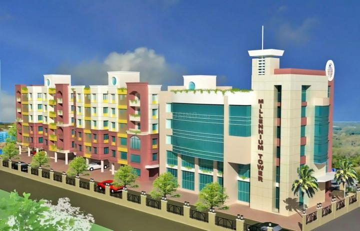 Project Image of 1000.0 - 1550.0 Sq.ft 2 BHK Apartment for buy in Bengal Tower