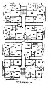 Gallery Cover Image of 1150 Sq.ft 2 BHK Apartment for rent in Ganpati Estate Block A B C, Jalil Pur for 13000