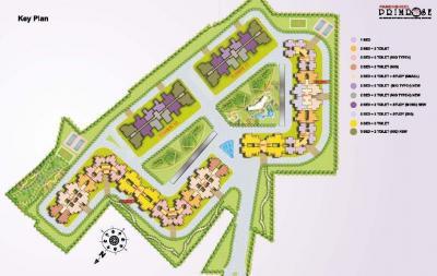 शास्त्री नगर  में 2800000  खरीदें के लिए 2800000 Sq.ft 2 BHK अपार्टमेंट के प्रोजेक्ट  की तस्वीर