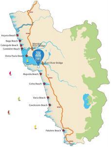 Provident Adora De Goa 2 Park Residences Around The Blu