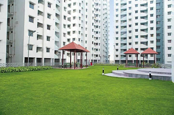 Project Image of 890 Sq.ft 3 BHK Apartment for rentin Sodepur for 16000