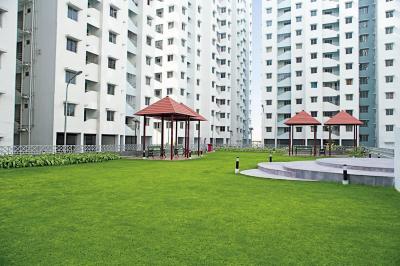 Gallery Cover Image of 880 Sq.ft 3 BHK Apartment for rent in Godrej Prakriti, Sodepur for 12000