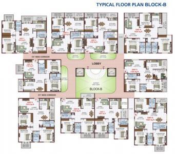 एमवी वैल्यू प्लस में खरीदने के लिए 1055 - 1630 Sq.ft 2 BHK अपार्टमेंट प्रोजेक्ट  की तस्वीर