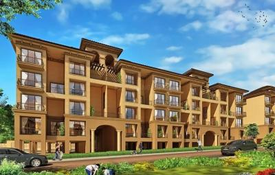 Project Image of 602.0 - 608.0 Sq.ft 2 BHK Apartment for buy in Landmark Casa Unico Phase 1