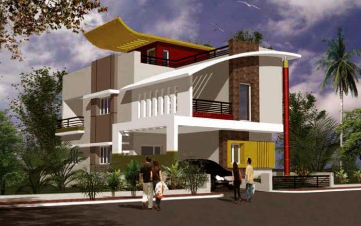 Project Image of 2800 - 3170 Sq.ft 3 BHK Villa for buy in Samskruthi Springdale