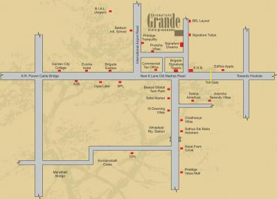 Project Image of 1500 - 1800 Sq.ft Residential Plot Plot for buy in Signature Grande
