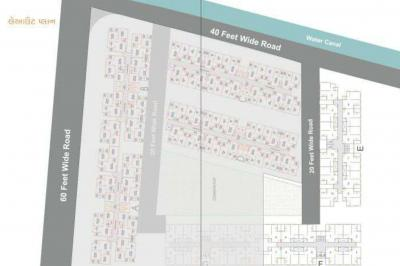 Project Image of 0 - 328.0 Sq.ft 1 BHK Apartment for buy in Aroma Aakruti Status