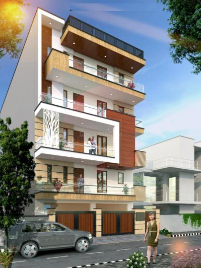 Project Image of 0 - 2157.0 Sq.ft 4 BHK Apartment for buy in Paradise Homes