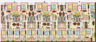 Gallery Cover Image of 1050 Sq.ft 2 BHK Independent House for buy in ACC Homes, Sector 44 for 3000000